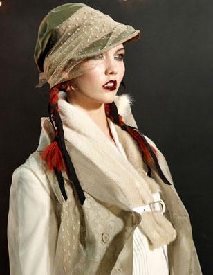 Самые модные прически весны-лета 2011: Учимся плести косички