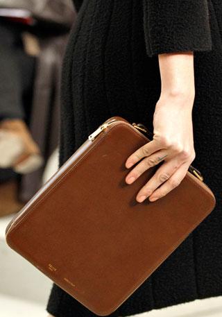 В новой рекламной кампании Céline 2012 в главных ролях модели...