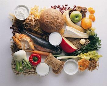 Примерное меню для диеты при повышенном холестерине