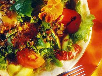 Салат по-японски