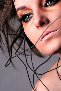 Прически на жидкие волосы