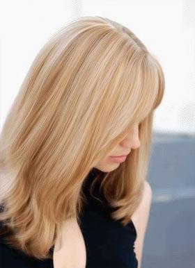 Слишком густые волосы красиво