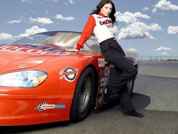Женщина и автомобиль – две вещи несовместные?