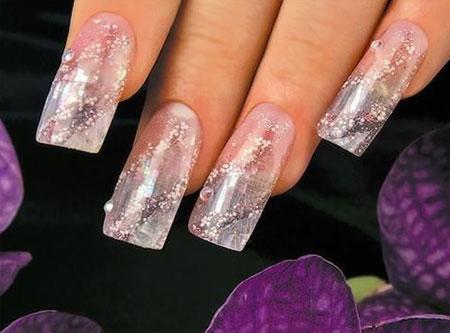 дизайн ногтей для деловой женщины: