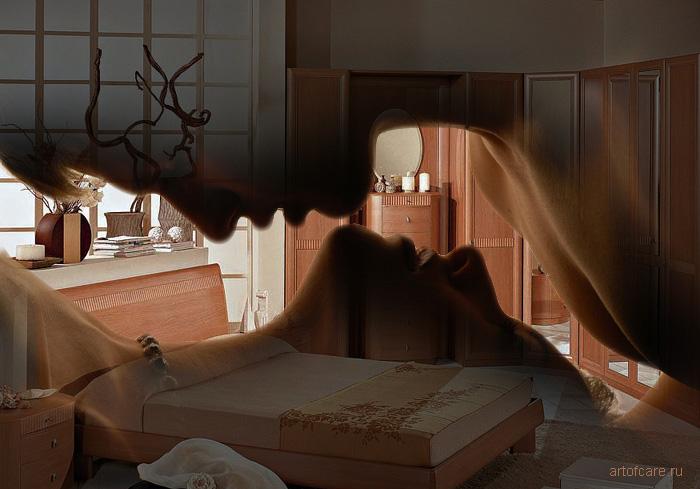 Seks спальни