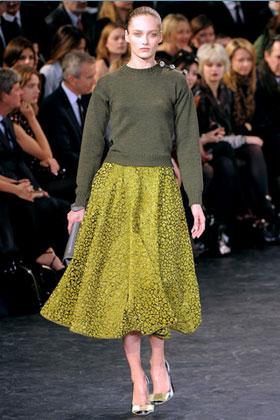 Осень 2010.  Louis Vuitton.  Мода.  Главная.