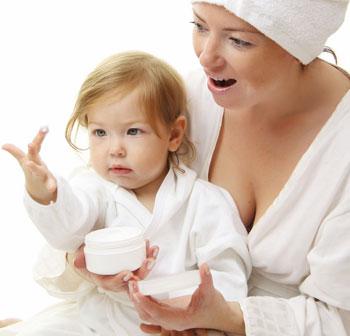 Прорезывание зубов - Малыш