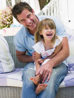 Как выйти замуж правильно: Добрый папа – хороший муж