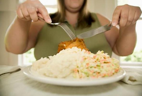 ли похудеешь меньше если ешь