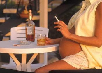 Можно ли шампанское при беременности