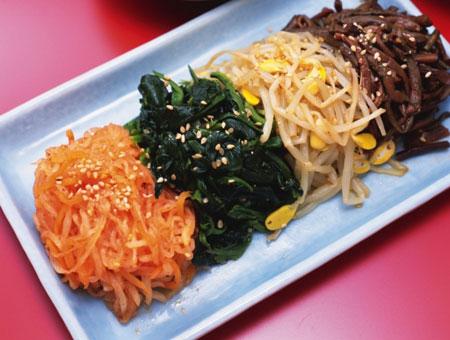 Корейские постные салаты Очень многие корейские салаты имеют постные...