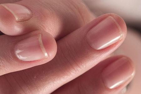 дизайн средних ногтей: