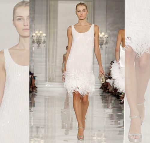 платья на церемонии grammy 2012