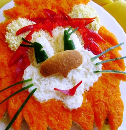 Салаты на день рождения детские простые и вкусные рецепты детские
