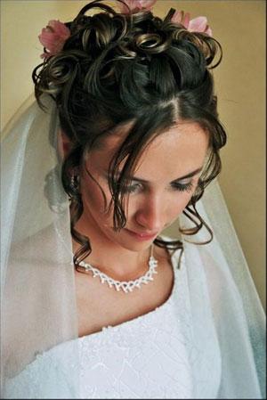 Супер прически фото свадебная