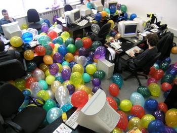 Идеи для поздравления коллег с юбилеем 401