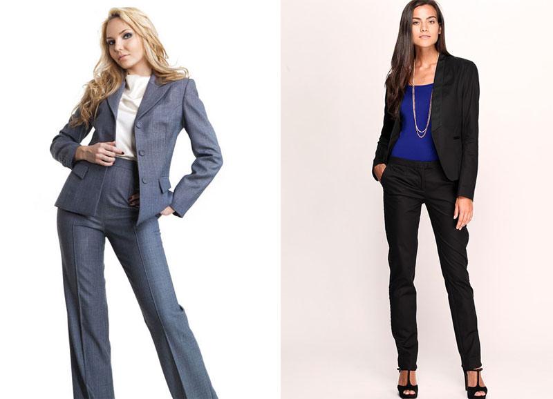Длина юбки в деловом дресс-коде