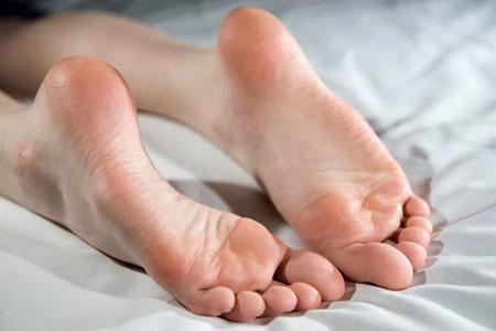 Ступни – самая несексуальная часть тела