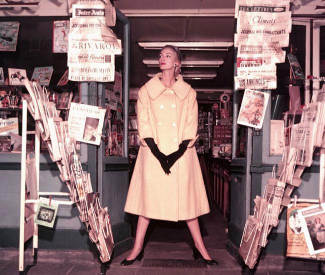 мода 1950 х годов фото