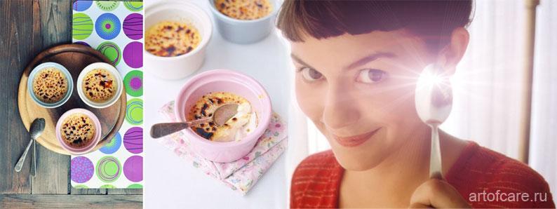 Как приготовить крем-брюле? Рецепт десерта с сахарной корочкой, как в «Амели»