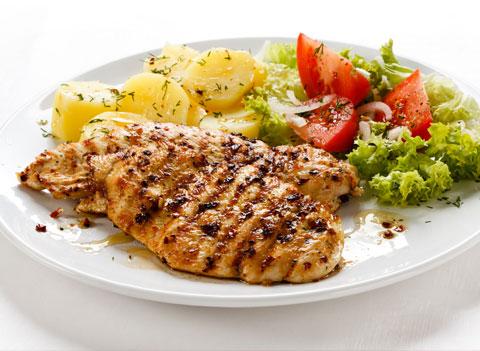 фитнес и еда для похудения