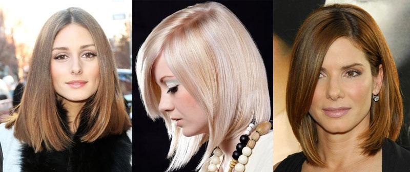 Прически средней длины волосами для девушек фото