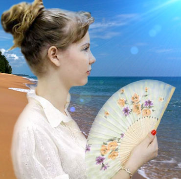 Самые модные пляжные аксессуары лета-2013: Зажигаем!