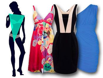 Какие платья нужны на широкие плечи