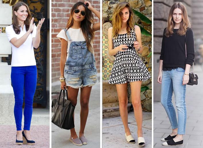 9ec89b8e1bed Мода на удобную обувь  Летние обувные тренды 2014