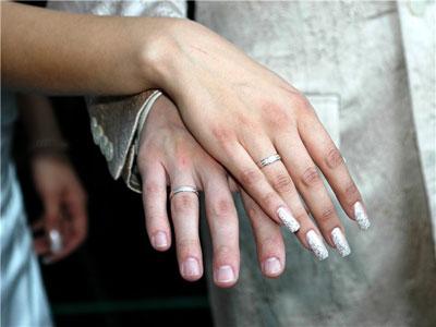 На какой руке и пальце носить обручальное кольцо? Исторические обычаи в жизни