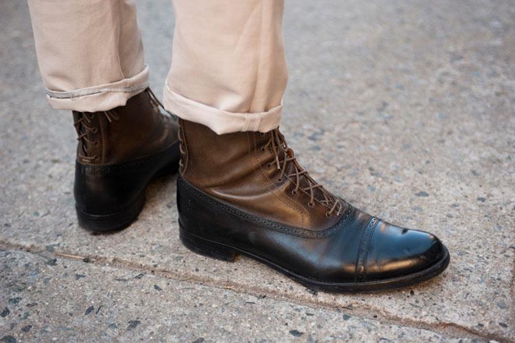 мужская обувь осень 2016 фото