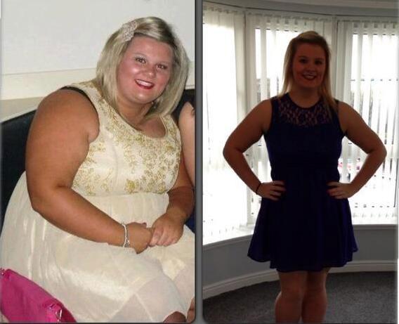 История похудения: американка похудела на 70 кг благодаря танцам.