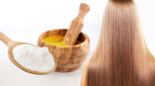 Маска с горчицей. и сахаром для роста волос