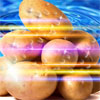 Овощная косметология: картофельные ванны разглаживают кожу