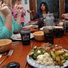Легкий способ быстро похудеть! Обед в кругу семьи – лекарство от лишнего веса