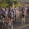 Март 2010 года – велопробег по Святой земле