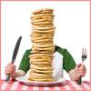 Масленица – не время для эффективной диеты! Как приготовить блины с селедкой?