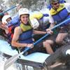 Рафтинг на реке Гальего