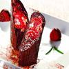 Что у нас на десерт? – Шоколадный ролл с малиновым ризотто!