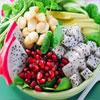 Оригинальное оформление летних салатов: Изобретаем новые формы
