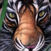 Бодиарт ради тигров: Самый странный промо-ход природозащитников…