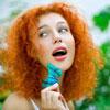 Тонирование – способ протестировать новый цвет волос