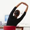 Зарядка в офисе: Разминаемся на работе