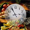 Скорость снижения веса зависит от времени приема пищи!