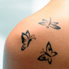 Временные татуировки хной: Красиво и просто