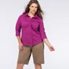Как выбрать модные шорты для полных и скорректировать фигуру?