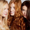 Правильное питание локонов: Как определить свой тип волос?