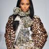 Модная зима 2013: Леопардовый принт в тренде