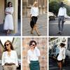 6 стильных вариантов, как носить мужскую рубашку девушке