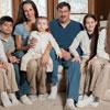 Самая длинноволосая семья в мире живет в Иллинойсе!
